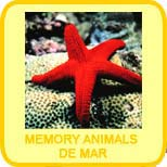Memory animals de mar